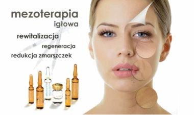 mezoterapia igłowa Bydgoszcz, mezoterapia bezigłowa Bydgoszcz